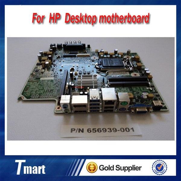 100% de trabajo para HP 8300 USDT Mainboard de escritorio 657095-001 656939-001 656937-001 probado completamente
