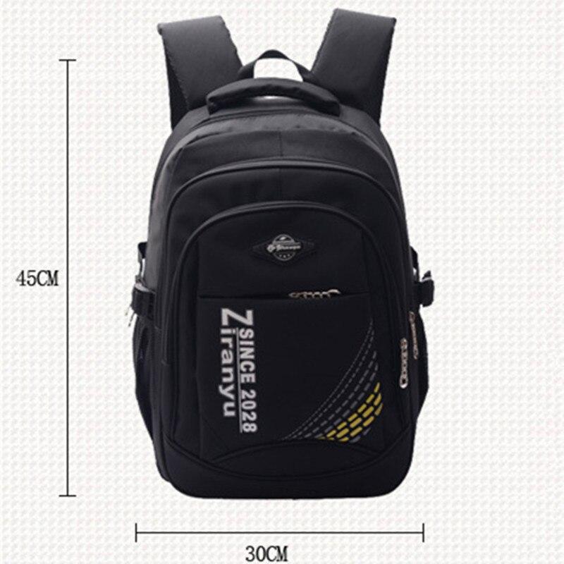2018 New Students School Bags book bag for Teenagers Travel Backpacks Shoulder Bags Orthopedic Backpack Kid Bags for Boys Girls
