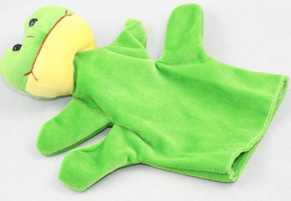 12Pcs/Lot Funny Animals Hand Puppet