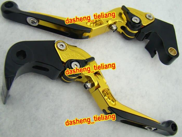 Adjustable Folding Extendable Brake Clutch Levers for Suzuki GSXR 600 750 2006 2007 2008 2009 2010 K6 K8 & 2005 2006 GSXR000 K5 cnc motorcycle brakes clutch levers for suzuki gsxr600 gsxr750 gsxr1000 gsxr 600 750 1000 2005 2006 2007 2008 2009 2010