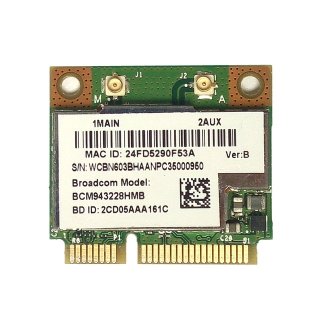 HP Pavilion dv7t-4000 Notebook Broadcom WLAN Drivers