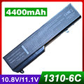 4400 mah bateria para dell vostro 1310 1320 1510 1520 1521 2510 K738H 0K738H 0N950C G274C K738H N950C N956C N958C T112C T114C
