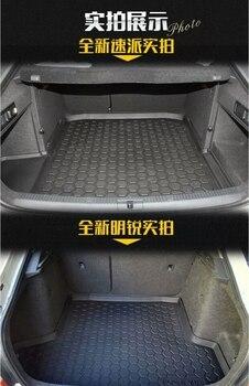 Myfmat custom trunk mats car Cargo Liners pad for CITROEN Elysee Picasso Quatre C-Triomphe C2 C3-XR C4L waterproof shockproof