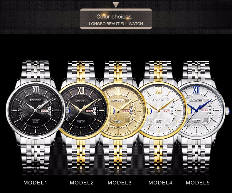 sBranded Couple Watches