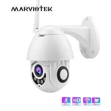 Открытый IP Камера Wi-Fi Беспроводной PTZ Скорость Купол CCTV Камера 1080 P видеонаблюдения дома ipCam Камара внешний ИК ONVIF p2p
