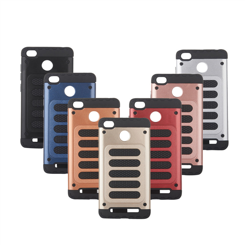 10pcs/lo Luxury Fashion Piano Design PC+TPU Silicone Anti-Drop Double Protective Armor Shockproof Phone Case For Xiaomi redmi 3S