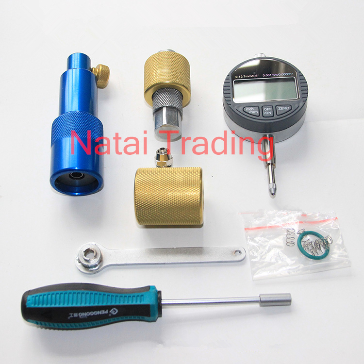 for CAT320D common rail injector valve measuring tool fuel injector repairing tool kits CAT assemble and disassemble toolsfor CAT320D common rail injector valve measuring tool fuel injector repairing tool kits CAT assemble and disassemble tools
