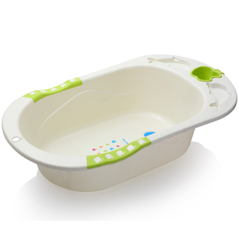 bathtub cartoon. Baby Bath Basin Babies Household Bathtub Colorful Cartoon Child  Shower Tub Thickened Wash in Tubs from Mother Kids