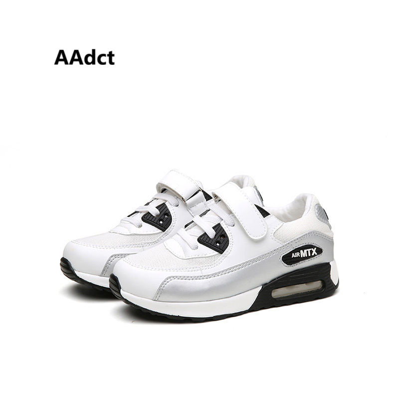 AAdct Mesh running sports girls shoes sneakers student school children casual shoes High-quality kids shoes for boys