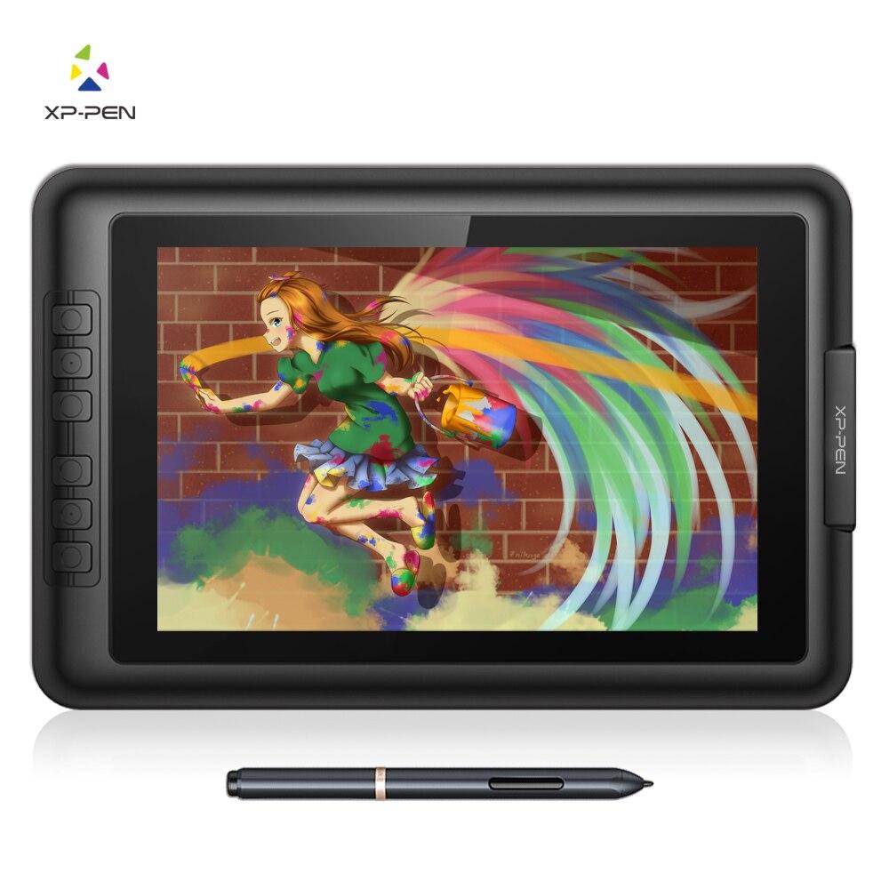 Xp-pen Artist10S graficzny monitora ekran piórkowy z rysowanie na metalu uchwyt