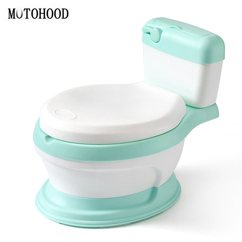 MOTOHOOD Toilet Seat Baby Portable Toilet	 For Kids Children Baby Toilet Seat Potty For Travel Cute Kids Toilet Seat