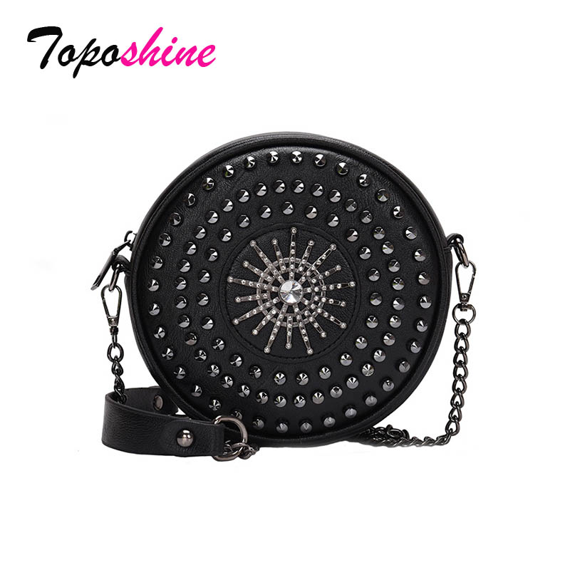 Luxury Handbags Chain-Bag Messenger-Bags Shoulder-Crossbody-Bags Small Female Designer