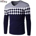 Mens Sweaters And Pullovers 2016 New Men's Casual Winter Knitting Warm High Quality Men Pullover Coat for Man Sweater