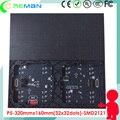 Дешевые светодиодный экран модуль p5 крытый/RGB smd p5 светодиодный модуль 320 мм * 160 мм 64*32 пикселей/p5 матричный светодиодный модуль крытый