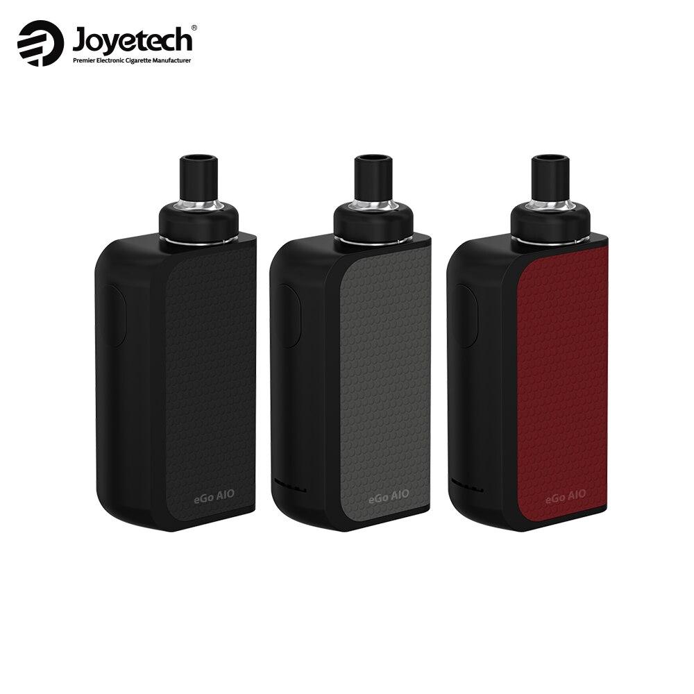 Original Joyetech EGO AIO Box Kit Electronic Cigarette 2100mAh Built-in Battery All-in-one Anti-leaking 2ml Tank 0.6ohm Coils