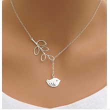 Jewelry Leaf Pendant Cute