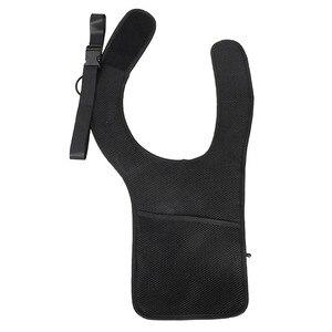 Image 5 - Sac de sécurité Anti vol, sac de voyage, sac sous les aisselles épaules aisselles, étui à pistolet tactique avec pochettes multifonctions, Pack antivol