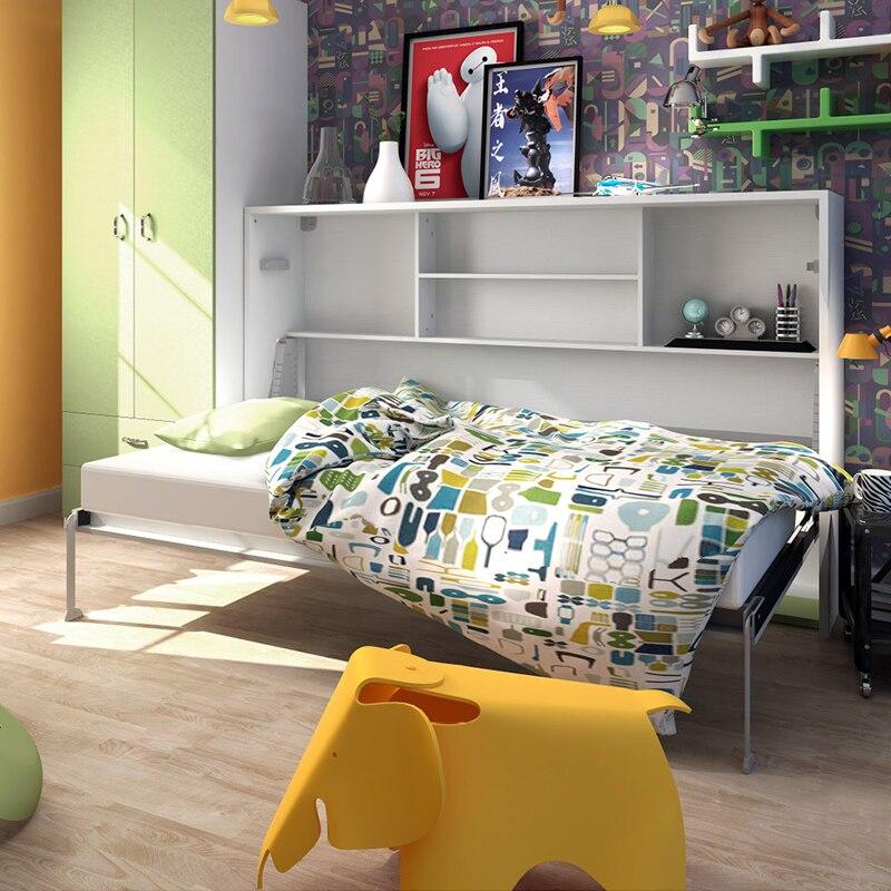 Невидимый аксессуары кровать аппаратных оборотная сторона Невидимый кровать диван шкаф кровать многофункциональный складной скрытые кро