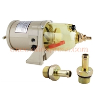 Turbine Fuel Filter Oil Water Separator OEM Products 500FG 3 4 16UNF Diesel Engine 2010PM TM