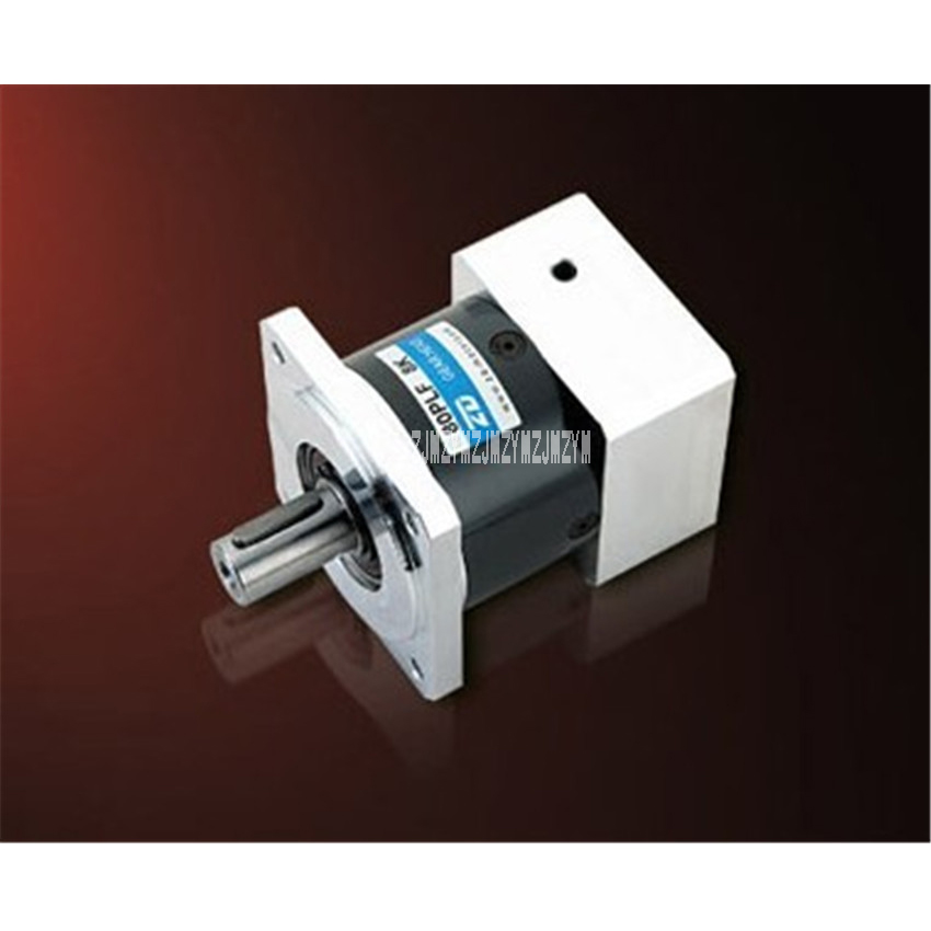 3PCS New PLF80 First Speed Ratio 3-10 Gearbox PLF80 Gear Gox Reducer High - Precision Planetary Reducer Servo Stepper Reducer цена
