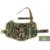 Proteção ao ar livre Tático Coletes À Prova de Cão de resgate Do Treinamento Do Cão Roupa Do Cão Arnês de Carga Militar SWAT Molle 1000D Nylon Colete