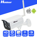 Waterproof WiFi IP 720P HD Mini Camera 2.8mm Lens P2P Onvif IR Cut Night Vision home security surveillance email alert webcam