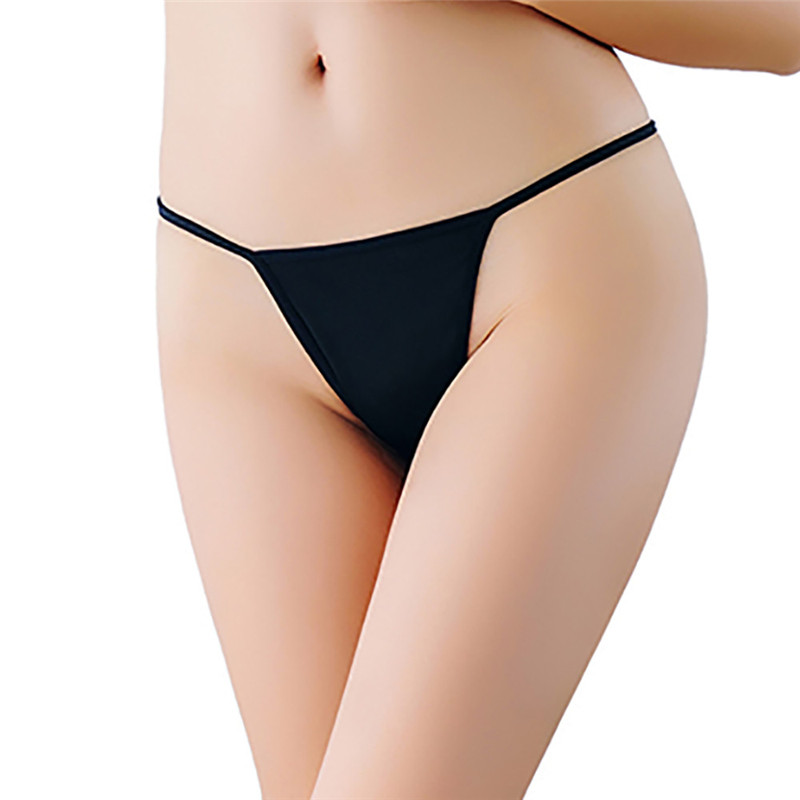 Exotic Apparel Women Lady Sexy Solid Shorts Panties Underwear Knickers Underpants G-String G String Women Briefs Panties Apr16
