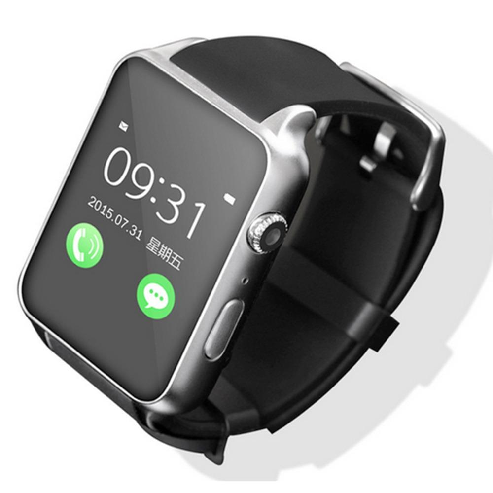 Prix pour D'origine Moniteur de Fréquence Cardiaque Bluetooth étanche Smart watch GT88 Smartwatch Support Carte SIM Pour IOS Android Smartphone pk dz09