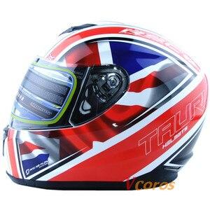 Image 5 - Vcoros new arrival XS size motorcycle helmet winter full face racing helmet capacete motoqueiro