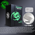 Dragonhawk agujas de plata de alto grado estándar 50 unids 1215m1 teje magnum desechables agujas de tatuaje tattoo supply