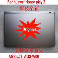 Original Best Battery Back Cover With Power Volume Button For Huawei Honor play2 AGS-L09 AGS-W09 BZA-W00 Housing Door Rear Case