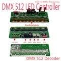 30 channel /27channel Easy RGB LED strip controller dmx decoder dmx512 controller 5v-24v DIY Light