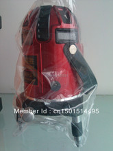 8 lines Cross line laser level cross laser line(4V4H electronic system)