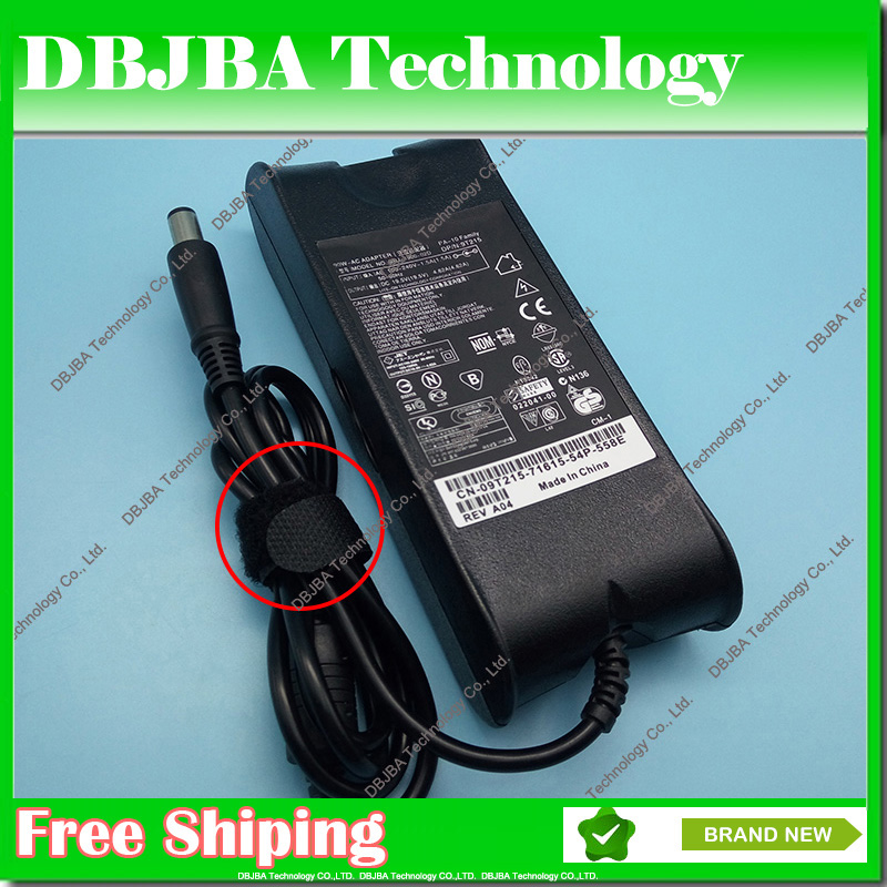 19.5V 4.62A 90W Top Quality AC Adapter for DELL Latitude E5410 E5420 <font><b>E5520</b></font> E6320 E6220 E6420 E6520 D400 D500 Series NEW image