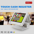 Unique Design All in One Touch Screen Pos Terminal for Snack Store
