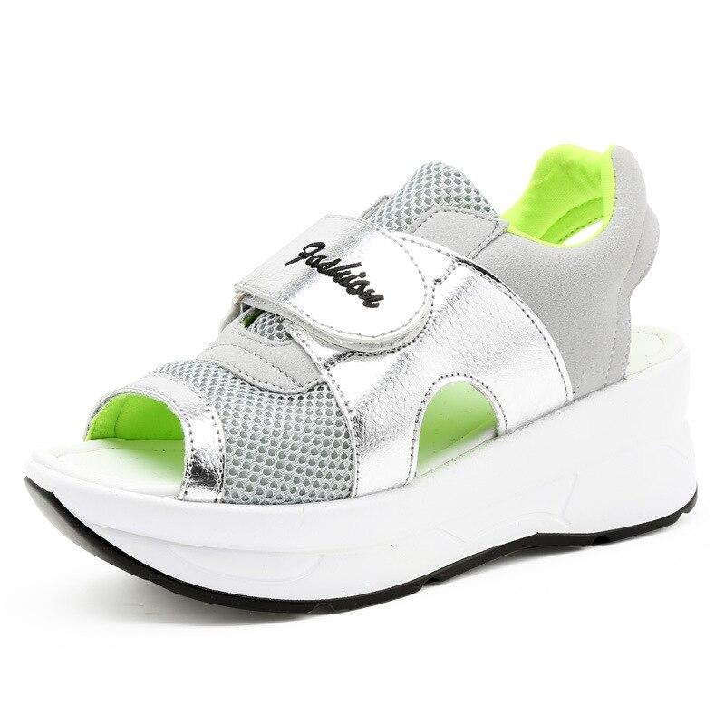 Women Sandals Women Beach Shose Brand Women Shoes Casual Fish mouth sandals Women Slippers Summer Shoes