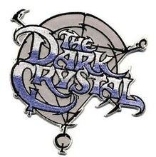 """4.5 """"The Dark Crystal TV Movie Show Series Cartoon punk applique cucire/stirare sulla toppa regalo per bambini"""