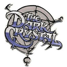 "4.5"" The Dark Crystal TV Movie Show Series Cartoon punk applique sew on/ iron on patch childrens day gift"