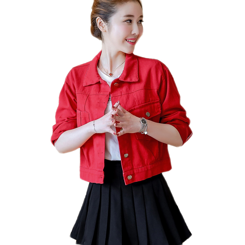 Compare Prices on Red Short Jacket- Online Shopping/Buy Low Price ...