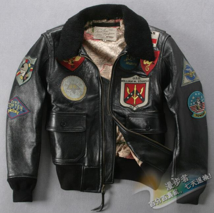 Popular Avirex Leather Jackets-Buy Cheap Avirex Leather Jackets ...