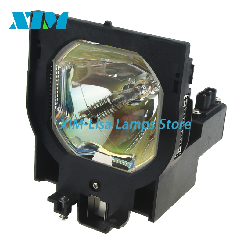 Original Projector Replacement Lamp with housing POA-LMP49/ 610-300-0862 for SANYO PLC-UF15 PLC-XF42 PLC-XF45 compatible projector lamp bulbs poa lmp136 for sanyo plc xm150 plc wm5500 plc zm5000l plc xm150l