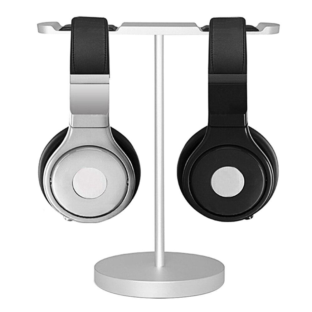 bilder für Vococal Doppel Kopfhörer Halterung Rack Headset Halter Kopfhörer Halterung Aufhänger für Bose Schlägt Sony Philips JVC Gaming DJ