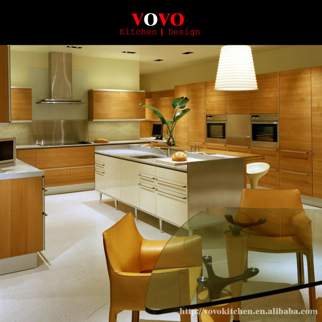 Waterproof pvc sheet for kitchen cabinet-in Kitchen Cabinets from ...