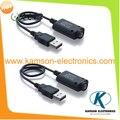 Carregador USB Cabo Longo Para EGO-T EGO X6 Bateria Torção EVOD 510 Kit Cigarro Eletrônico Frete Grátis