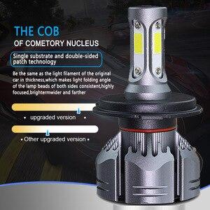 Image 2 - Ztzpie 72ワット3000 18k 5000 18k 4500 18k 6000 18k 2個16000LM 9005 H1 H8 H4ターボled電球車のフォグライトH3 H7 H118000K電球超高輝度12v