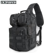 40ec8976977 Militar Paquete de asalto táctico ejército mochila Molle impermeable hombro  bolsas mochila para acampar al aire
