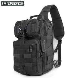 Military Tactical Assault Pack Backpack Army Molle Waterproof Shoulder Bags Small Rucksack for Outdoor Hiking Camping Hunting
