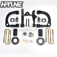 H TUNE 4x4 Accesorios 2005 2016 Hilux Vigo 3 inch Control Arm Lift Diff Drop Kits