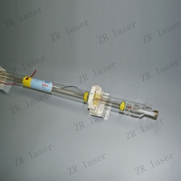 China Factory Cheap Laser Tube 40W High Quality 50W 700mm CO2 Laser Tube ZuRong