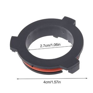 Image 4 - 2pcs רכב דגם LED פנס נורות מחזיק מתאם מנורת בסיס Led קדמי פנס ערכת H7 מתאם עבור אופל אסטרה G הונדה CR V מאזדה